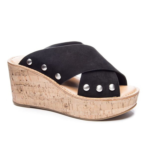 Oahu Wedge Sandal