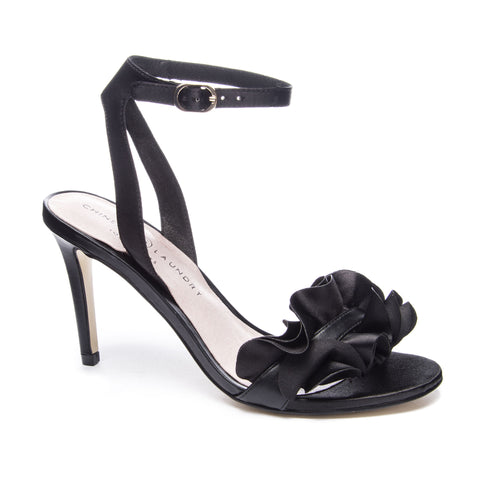 Jainey Satin Heel