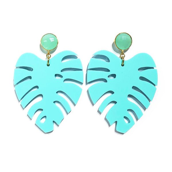 The Leaf Earrings