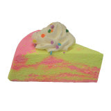 Cake Slice Bathbomb