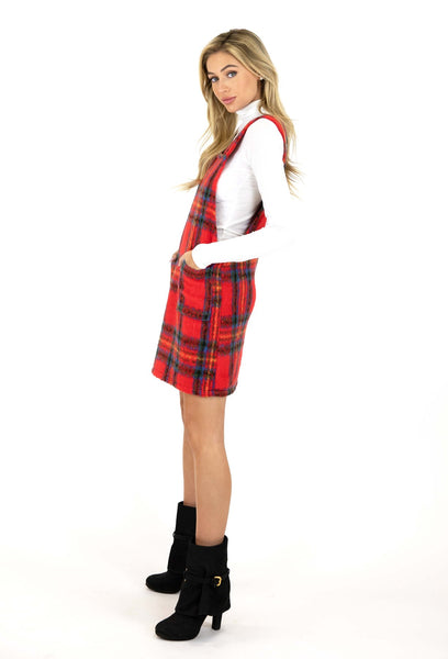 The Cambridge Plaid Jumper