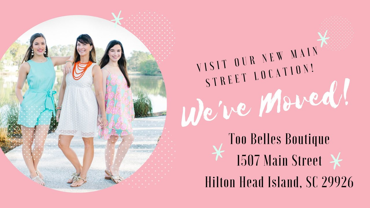 Too Belles Boutique Hilton Head Island