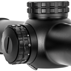 Blackhound Optics Genesis 1-8×28 FFP MOA