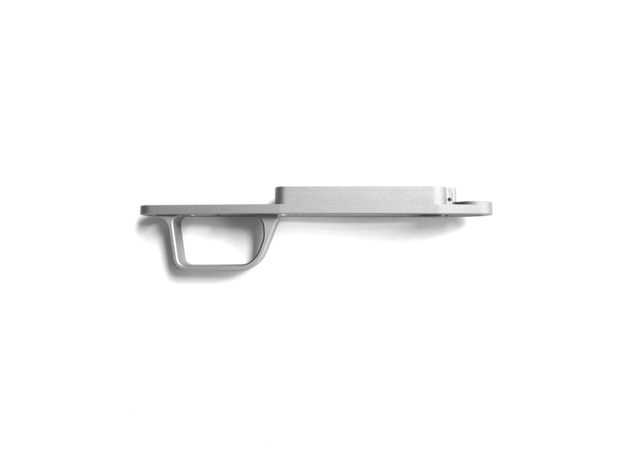 HIGH DESERT RIFLE WORKS LINEAR Tikka T3/T3x ALUMINUM TRIGGER GUARD - Stainless
