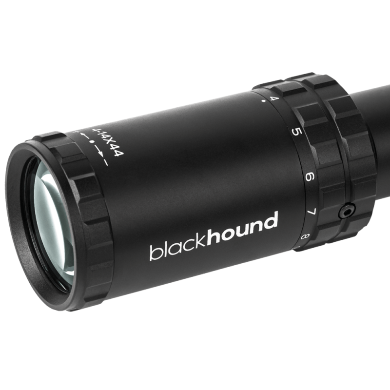 Blackhound Optics Genesis 4-14×44 FFP MIL