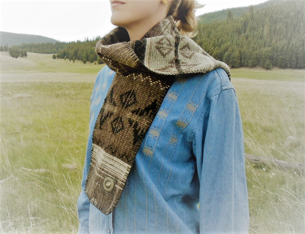 HIGH DESERT OUTDOOR RESEARCH Wool Scarf