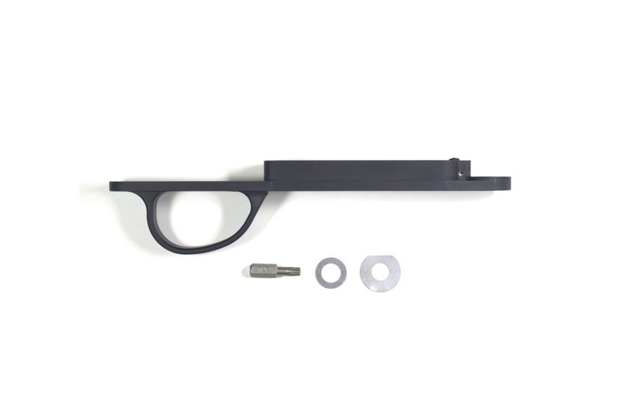 Back Ordered - Black HIGH DESERT RIFLE WORKS Tikka T3 ALUMINUM TRIGGER GUARD