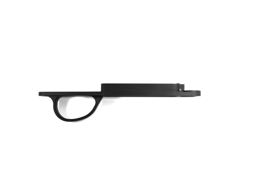 Backordered - HIGH DESERT RIFLE WORKS Tikka T3/T3x ALUMINUM TRIGGER GUARD - Black