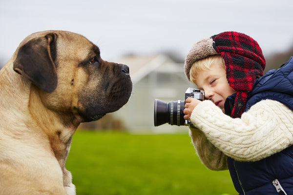 Ignite Your Child's Love for Photography!