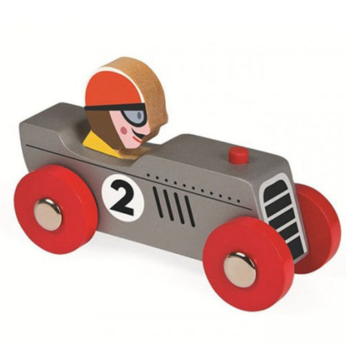 Racing Wooden Retromotor