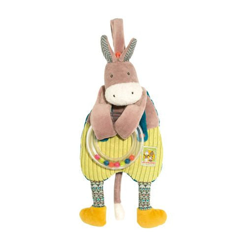 Baby Activity Donkey Stuffed Animal