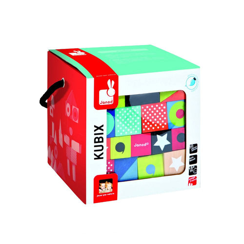 Kubix - 50 Maxi Building Blocks