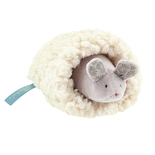 Adorable Milk Tooth Stuffed Mouse