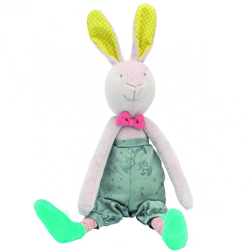 Monsieur Lapin the Stuffed Bunny