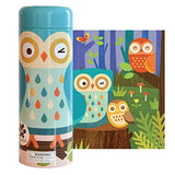 Owl Family 64 Pieces Jigsaw Puzzle