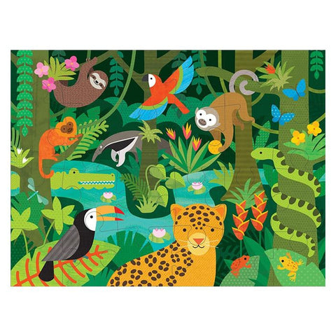Forest Animals 3D Wooden Puzzle
