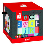 Numbers & Letters Colorful Building Blocks