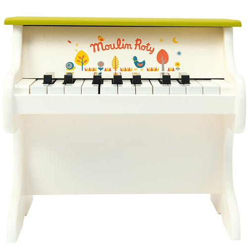 Classic Baby Wooden Piano