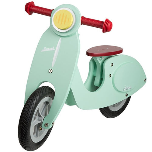 Wooden Vespa Scooter Toy