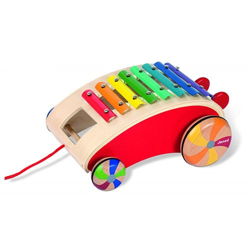 Colorful Xylophone Roller