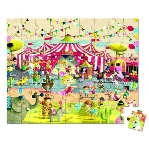 Magic Circus Jigsaw Puzzle