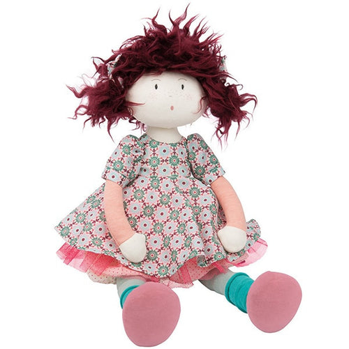 Jeanne The Jolly Rag Doll
