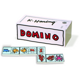Keith Haring Educational Dominoes
