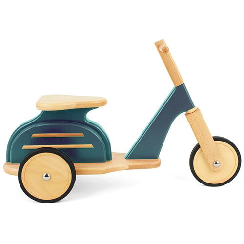 Wooden Scooter Riding Toy