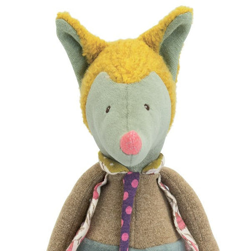Loulou Wolf the Stuffed Animal