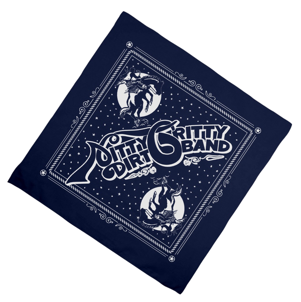 Nitty Gritty Dirt Band Bandana
