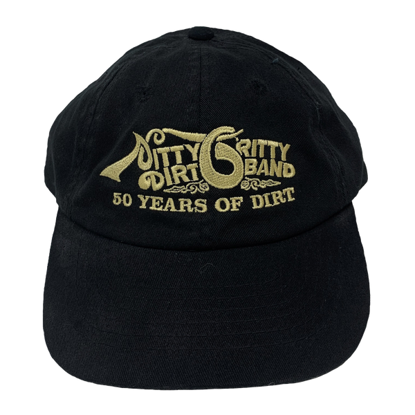 Nitty Gritty Band 50 Year Tour Hat