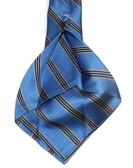 SETTE REP - Light Blue - Seven Fold Tie