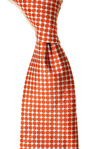ORANGE DOTS - Sette Neckwear