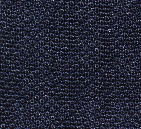 NAVY SILK SETTE KNIT