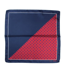 NAVY and RED - Sette Square