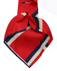 RED COAT - Seven Fold Tie