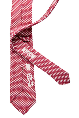 ROLL TIDE- Printed silk
