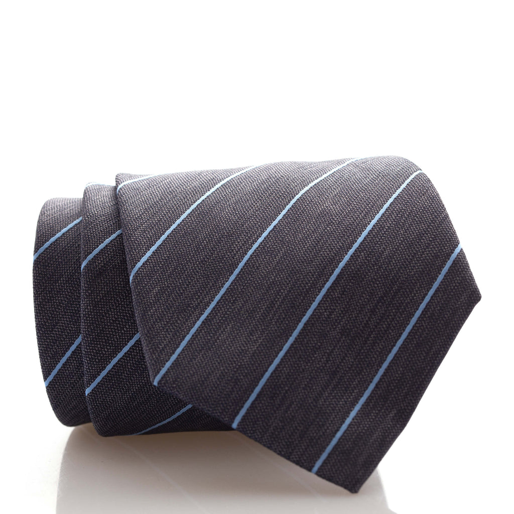 Charcoal Heather Stripe - Standard