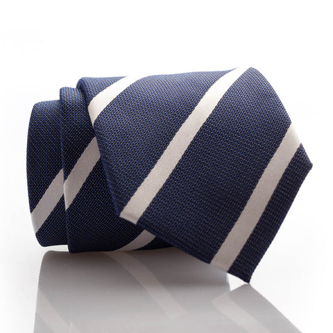Blue/White Stripe - Skinny