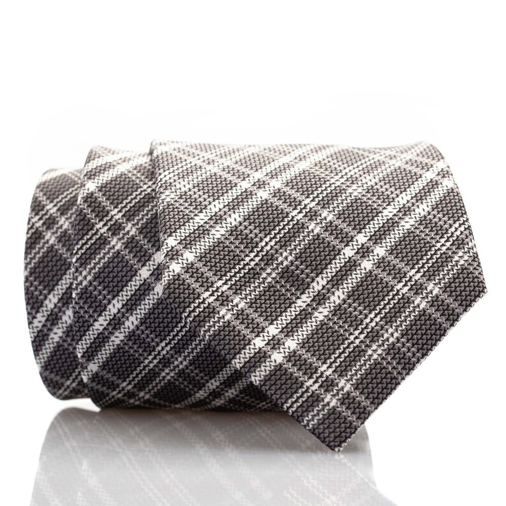 Grey Plaid - Standard