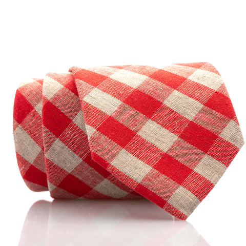 SALE - Red Buffalo Check - Standard