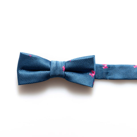 Blue Dogs Baby/Kids Bow Tie