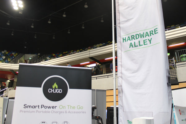 chargedpower.com at TechCrunch Disrupt London 2016
