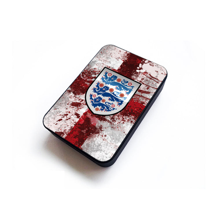 World's Smallest 10,000 mAh Power Bank - CHJGD Ultracompact (England World Cup) - CHARGEDPOWER.COM