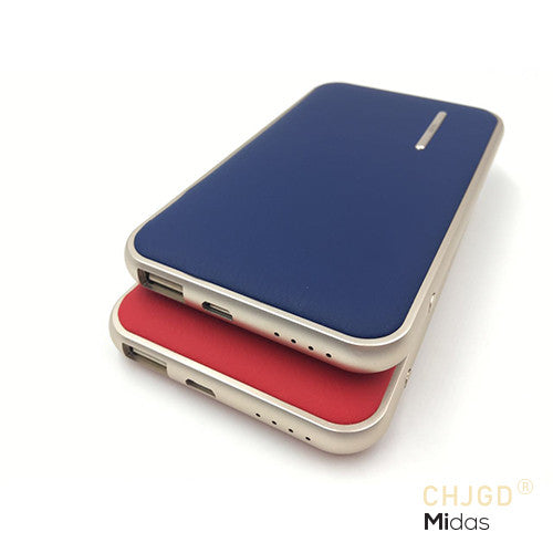 Li-Polymer Power Bank, 8000mAh 2