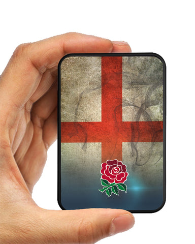 World's Smallest 10,000 mAh Power Bank - CHJGD Ultracompact (England World Cup)