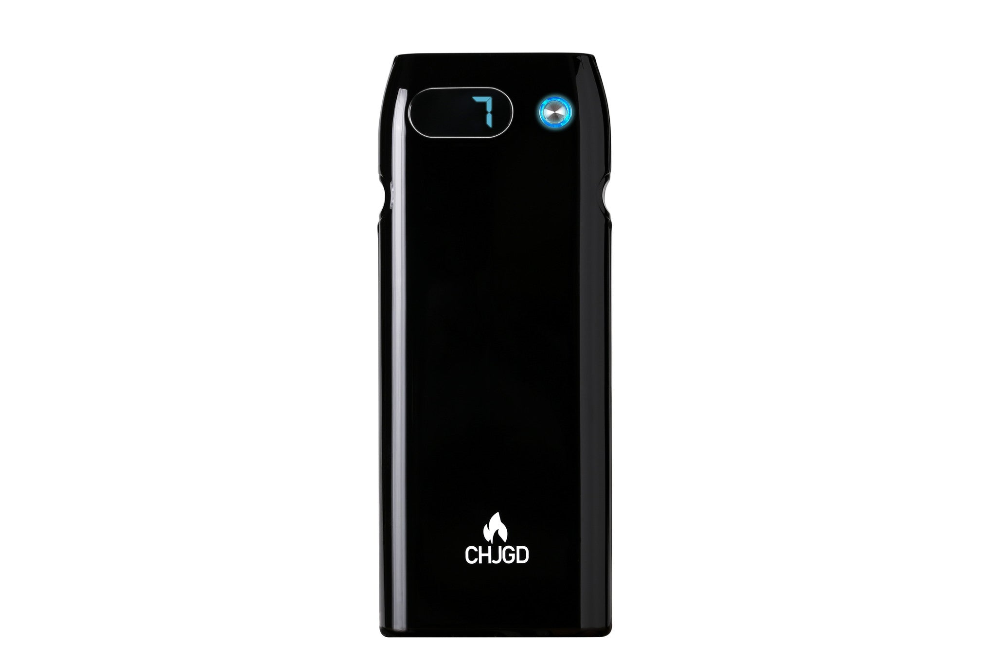 CHJGD® Magnum Opus- Qualcomm Quick Charge 3.0 enabled 21,000 mAh Power Bank with LCD display (Black) - CHARGEDPOWER.COM
