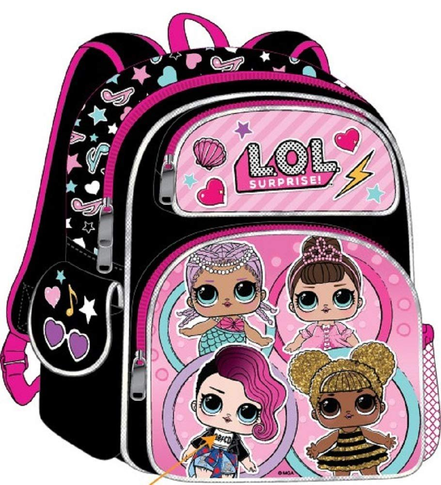 d791ac5e045 LOL Surprise Deluxe Backpack 16