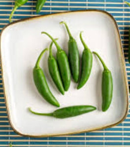 10 Fresh Serrano Pepper Seeds