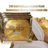 Gold Bio- Collagen facial Mask